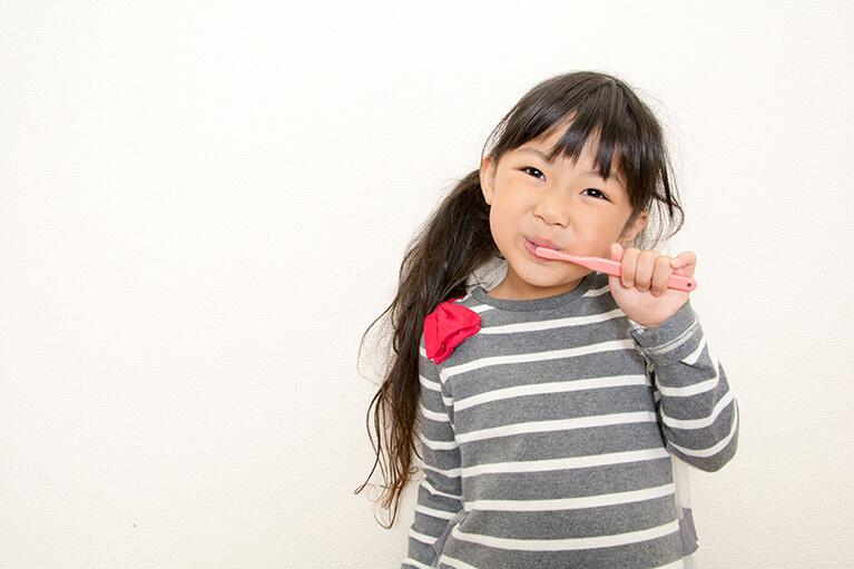 お子さまの成長に役立つ歯科医院をめざしています